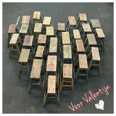 Leuke krukjes voor jouw liefdesnestje bij meneer van hout