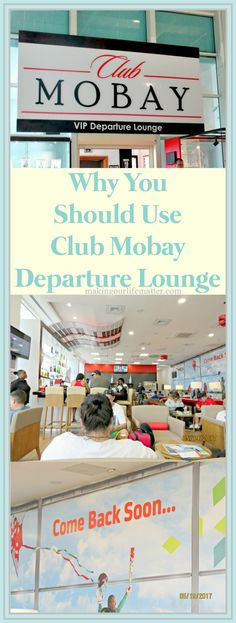 Club Mobay Departure Lounge: See why you need to end your vacation like a VIP. #hosted