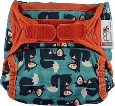 Pop-In Nappy New Gen V2 Woodland Collection