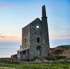West Wheal Owles engine house, Botallack, Cornwall dressed as Poldark's Wheal Leisure Cornwall England, Yorkshire England, Yorkshire Dales, Oxford England, London England, Skye Scotland, Highlands Scotland, Woodlands Cottage, Engine House