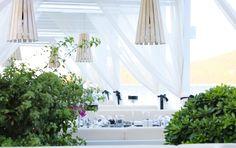 wedding table @ kuum bodrum