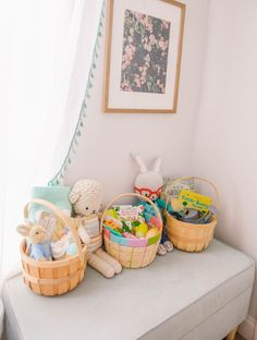 20+ Easter Basket Ideas for all Ages