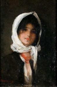 romania art painting, n. Woman Painting, Figure Painting, Painting & Drawing, Russian Painting, Classic Paintings, Portraits, Portrait Paintings, Impressionist Paintings, Female Art