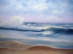 Sherry Winkler - Morning Surf