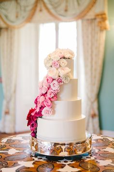 Cake by PPHG Pastry Chef Jessica Grossman | The William Aiken House | Charleston, South Carolina