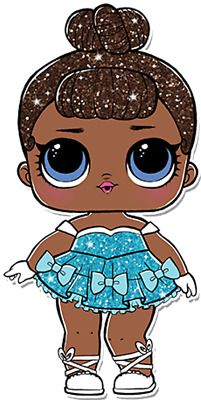 Personalized Lol Doll Iron On Fabric T Shirt Iron On Transfer Custom Fancey Lol Dolls Lol Doll Cake Doll Party