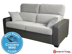 Inmejorable..un Sofá-cama que te lleva a surcar los mares www.comprayviaja.com #crucero #tiendaonline #2x1 #sofacama   #regalo   #mejorprecio
