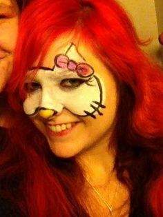 Hello Kitty by face flair