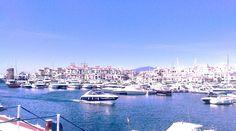 Puerto Banus. Marbella Spain