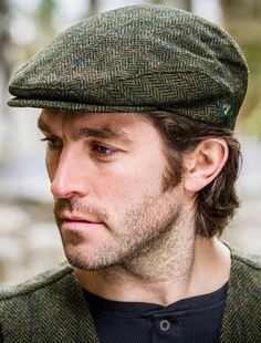386a96c254a2d Trinity Tweed Flat Cap - Forest Green. Ireland FashionIrish ClothingIrish  ...
