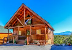 Cabins in Sevierville, TN - Summit View Cabin Sleeps 1-6 offered by Summit View…