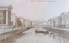 Lille - Avenue du Peuple Belge