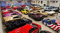 Porsche Lamborghini Ferrari Ford Mustang Lamborghini Diablo Lamborghini Gallardo Aston Martin / 1920x1080 Wallpaper
