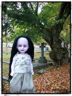 Living Dead Doll: HUSH @ cemetery-2