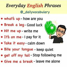 English Phrases, English Sentences, English Idioms, Learn English Words, English Lessons, English Learning Spoken, Teaching English Grammar, English Writing Skills, English Language Learning