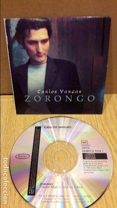 CARLOS VARGAS. ZORONGO. CD SINGLE-PROMO / DE LUJO / ENVÍO INCLUIDO.