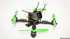 InfiniteFPV-theX-5-6-mini-quad-frame-build-right-front