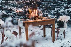 Boho Winter Love | Hochzeitsblog The Little Wedding Corner