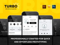 Ios ui design sketch fresh 50 free wireframe templates for mobile web and ux design gallery Website Design Inspiration, Business Brochure, Business Card Logo, Ios Ui, Vector Shapes, Text Style, Wireframe, Ui Kit, Mobile Ui