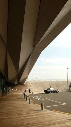 All sizes | FOA - Yokohama International Port Terminal (1) | Flickr - Photo Sharing!