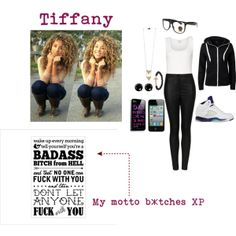 """""""Meet Tiffany or Tiff"""" by k80kutie8 on Polyvore cheap jordan 5 only $ 59, save up to 57% off"""