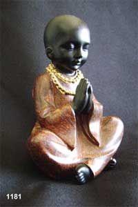 84A Piezas y esculturas en yeso Soul Collage, Little Buddha, Garden Angels, Sculpture Clay, Spiritual Life, Yoga Meditation, Zen, Asian Art, Miniature