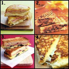 4 Martha Stewart Grilled Cheese Sandwich Recipes