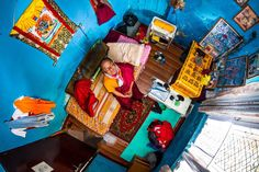10 Young People's Bedrooms From Across The Globe