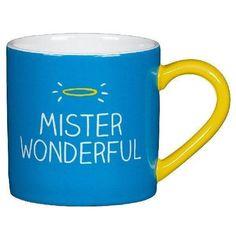 Mr Wonderful Mug - Happy Jackson  #gift #cheap #presents #cool #gifts #birthday #mzube #quirky #sale #shopping   https://www.mzube.co.uk