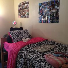 Dorm room :) #hofroom -
