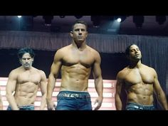 Channing Tatum, Joe Manganiello, Matt Bomer, and the rest of the guys get back to the grind in the first official trailer for Magic Mike XXL. Magic Mike Channing Tatum, Actor Channing Tatum, Joe Manganiello, Matt Bomer, Chris Pratt, Daniel Craig, Brad Pitt, Teaser, Magic Mike Live