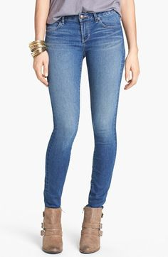 Articles of Society 'Mya Vintage' Skinny Jeans (Medium) (Juniors) available at #Nordstrom