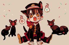 everything about jibaku shounen Hanako kun: 3 - jibaku shounen Hanako kun: 3 – GTNV – Página 2 – Wattpad - Anime Chibi, Fanarts Anime, Kawaii Anime, Anime Art, Neko, Haikyuu, Manhwa, Character Art, Character Design