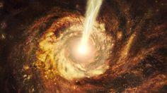 Вселенная в центре которой, черная дыра