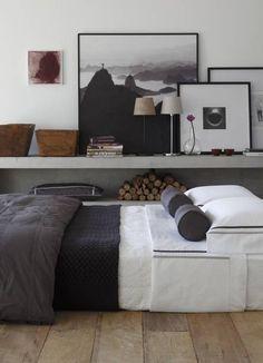 Bachelor Style -   Bachelor bedroom, Bachelor pads and Bachelor room