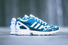 c1579c4b3218 adidas Zx Flux (Waves) - Sneaker Freaker