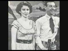 Hank Snow & Anita Carter - Mockin' Bird Hill (1962).