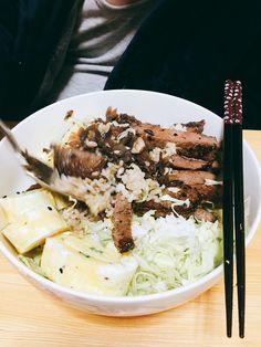 寻常日子 日式牛排丼