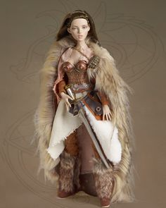 Museo de la muñeca del Dr. E: Guiño de Tonner al mito nórdico