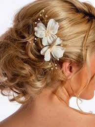 wedding hairstyles for mid length hair - Google Search