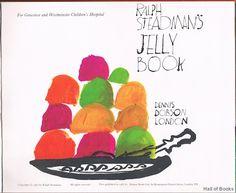 Ralph Steadman: Jelly Book