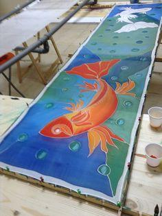 RED FISH by MANTARAY SETA