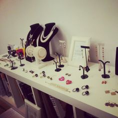 Gorgeous Euan McWhirter handmade jewellery taken by itison's Laura D at his Glasgow studio