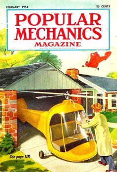 Popular Mechanics   February 1951