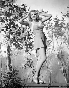 Marjorie Woodworth 1940's