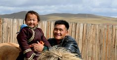 Bayanmunkh in a #microcredit client from #Mongolia. Learn what his microloan has helped him accomplish for his family.  Whole Planet Foundation | Bayanmunkh