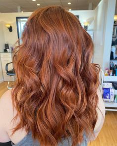 20 Hottest Red Hair with Blonde Highlights for 2021