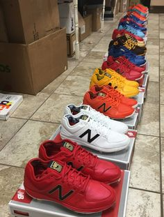 3c06b8ae48 What Pros Wear 11 New Balance 3000v3 All Star Customs +