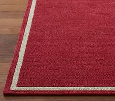 Boys' Capel Rectangle Rug #pbkids