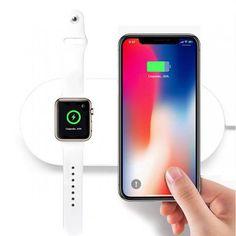 Macnificos: Compra SDesign Base de carga QI iPhone X / 8 / Apple Watch (7,5-10W). Tus especialistas en Mac, iPhone, iPad, Apple Watch, iPod y productos Apple. Miles de accesorios de mas de 300 marcas al mejor Precio.